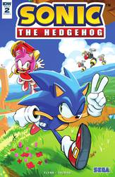 Read Sonic The Hedgehog From Idw Publishing Free Legally Online High Quality On Graphite Comics